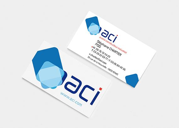 ACI - Identité visuelle