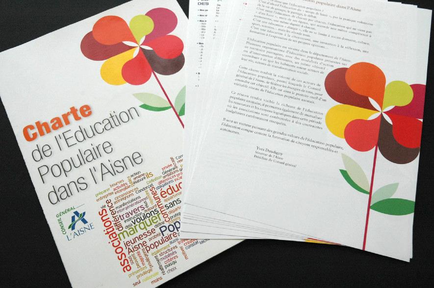 Charte de l'Education Populaire
