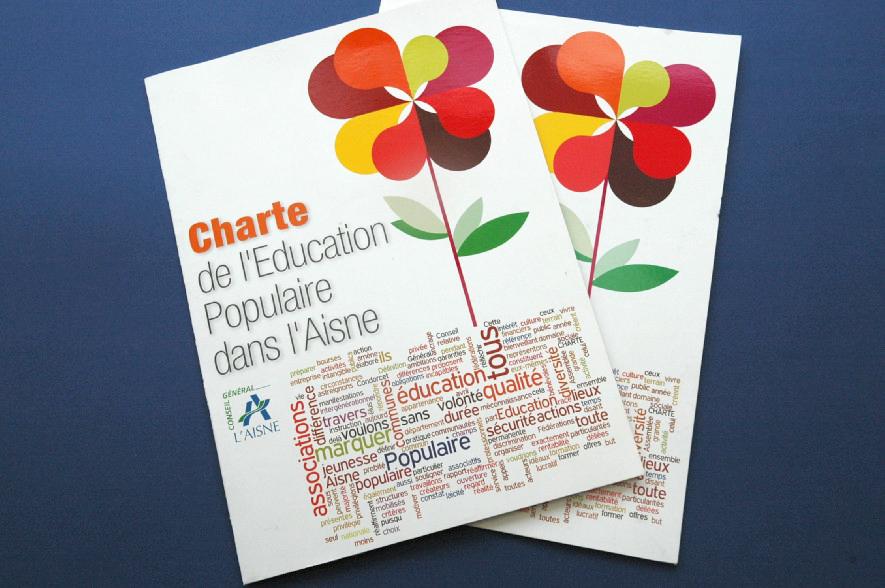 Charte de l'Education Populaire - Pochette