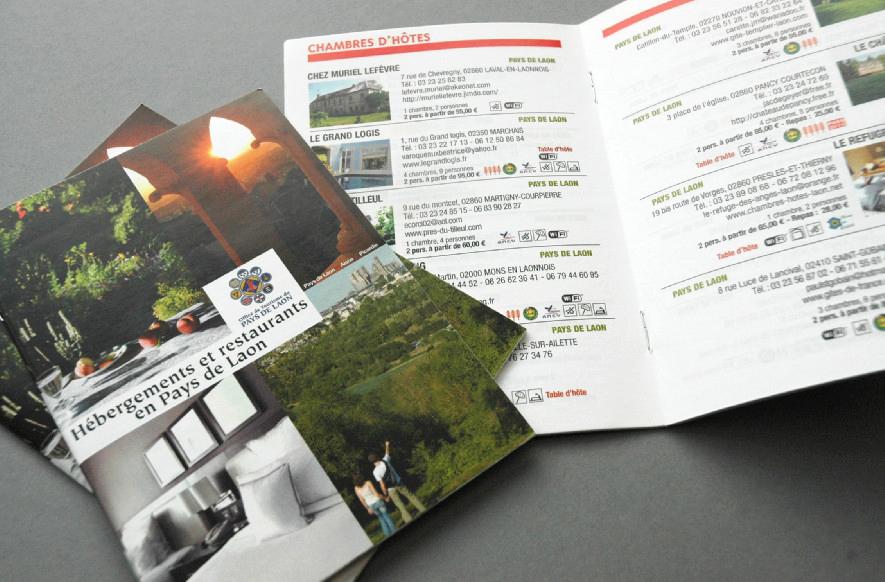 Office du Tourisme du Pays de Laon - Edition