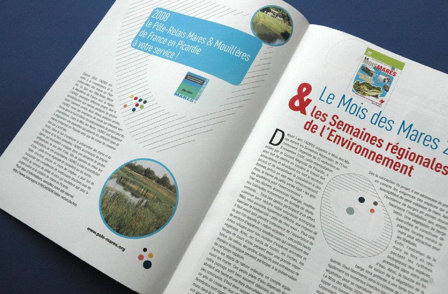 ADREE - Edition : pages intérieures