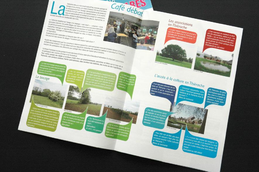 Brochure restitution Le mois des Mares - Pages intérieures