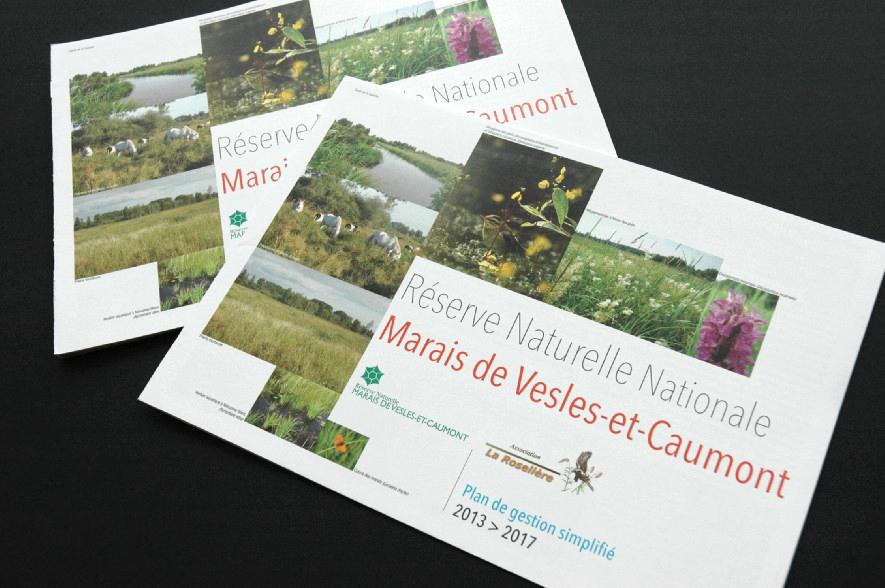 Reserve naturelle de Vesles