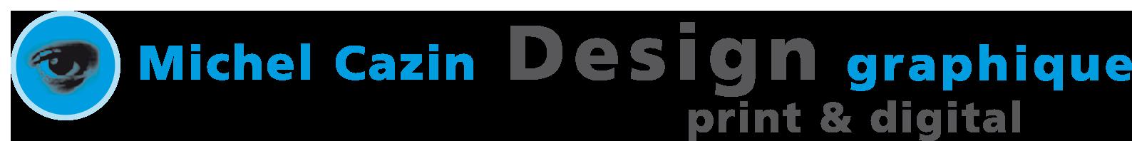 Michel Cazin Design graphique